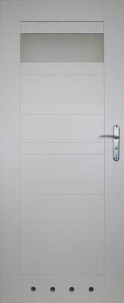 Drzwi Wewnętrzne Panelowe Jasper łazienka Windoor